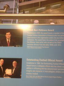 HOF mcgrane award