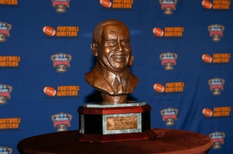 The FWAA Eddie Robinson Coach of the Year Award.