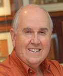 Former Texas Sports Information Director Bill Little
