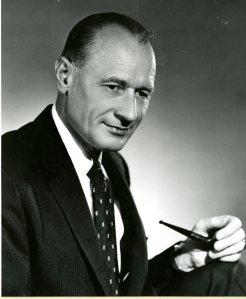 Paul Zimmerman, 1986 winner of the Bert McGrane Award.