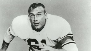 Zeke Smith, 1958 winner of the Outland Trophy.
